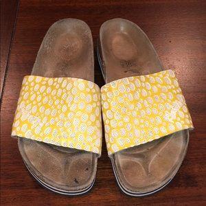 BETULA BIRKENSTOCK  Leather Sandals